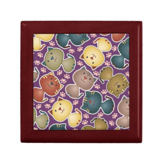 Kitty Kats Purple Gift Box