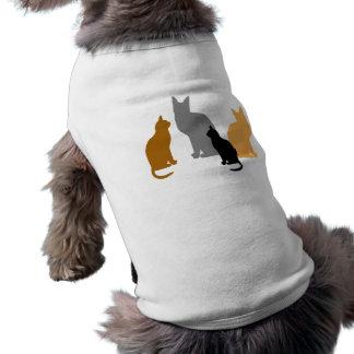 Kitty Kids Pet Tee Shirt