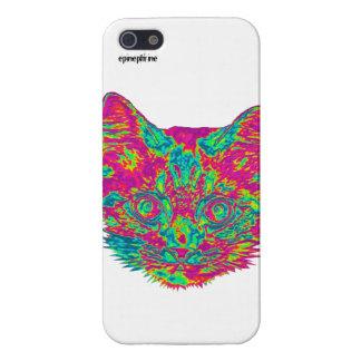 Kitty Kitty 2.0 iPhone 5 Case - White