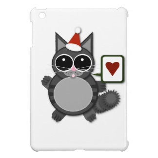 Kitty Love for the Holidays iPad Mini Cases