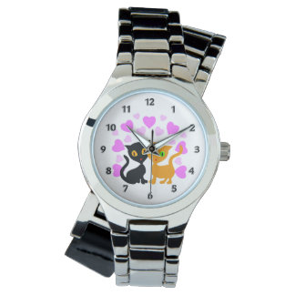 Kitty Love Watch