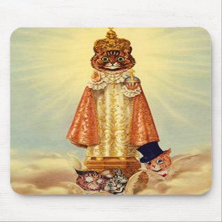 Kitty of Prague Mousepad