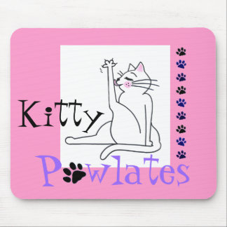 Kitty Pawlates Mouse Pad
