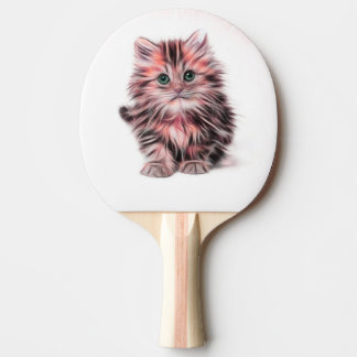 Kitty Pong Ping Pong Paddle