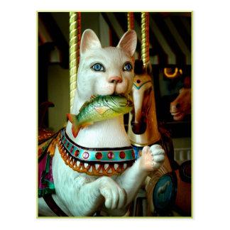 Kitty Postcard