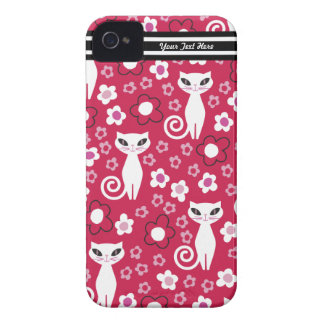 Kitty Power iPhone4 Case-Mate ID - Personalize Case-Mate iPhone 4 Cases