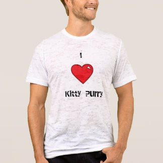 Kitty Purry Cat Sitters T-Shirt
