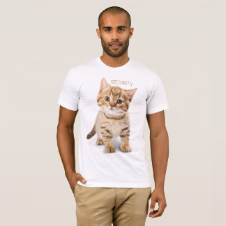 Kitty Security T-Shirt