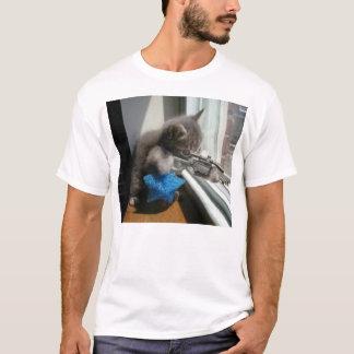 Kitty sniper T-Shirt