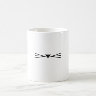 Kitty Whisker Coffee Mug