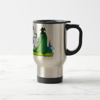 Kittybeast Heads Home Travel Mug
