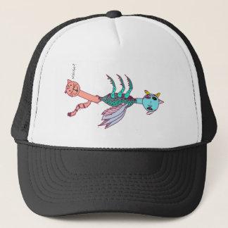 Kittycorn Trucker Hat