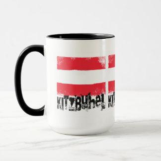 Kitzbühel Grunge Flag Mug