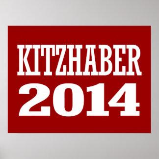 KITZHABER 2014 POSTER