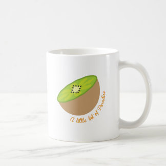 kiwi_A little bit of Paradise Coffee Mug
