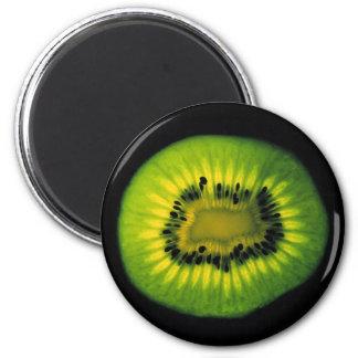 Kiwi Black Magnet