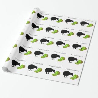 Kiwi Cannibalism Gift Wrap