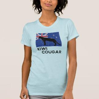 Kiwi Cougar Womens T-Shirt