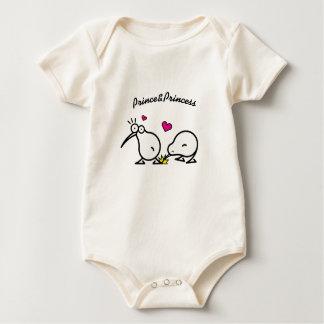 Kiwi Couple Baby Bodysuit
