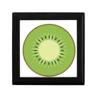 kiwi fruit small square gift box