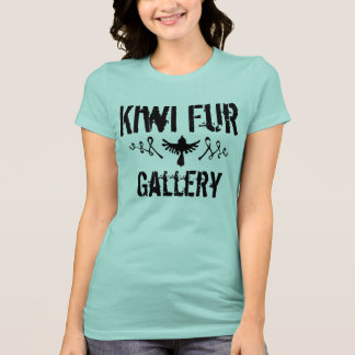 Kiwi Fur T-Shirt