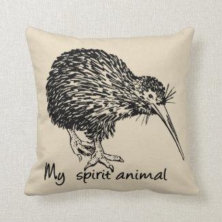 Kiwi is my spirit animal. cushion