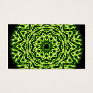 Kiwi Kaleidoscope Business Card