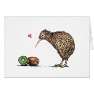 Kiwi & Kiwi Card