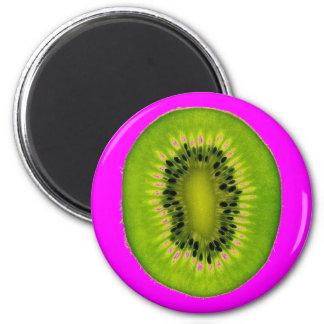 Kiwi Magenta Magnet