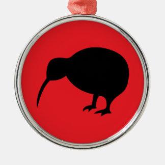 Kiwi Metal Ornament