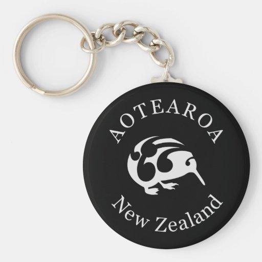 KIWI New Zealand /Aotearoa  national bird Keychain
