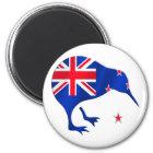 kiwi New Zealand flag soccer football gifts Magnet