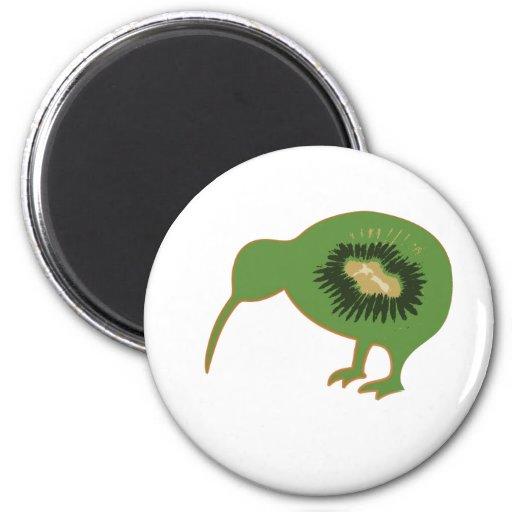 kiwi nz kiwifruit refrigerator magnets