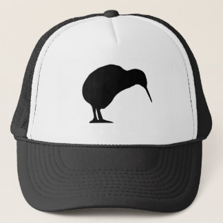 Kiwi Silhouette Trucker Hat