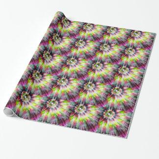 Kiwi Tie Dye Watercolor