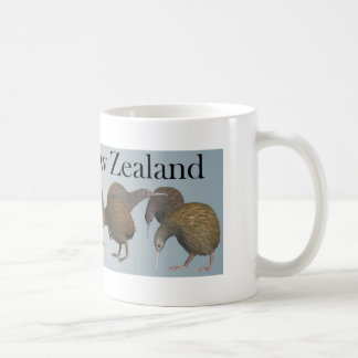 Kiwis of New Zealand Mug