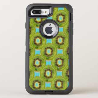 Kiwis Teal Party 4Sheri OtterBox Defender iPhone 8 Plus/7 Plus Case