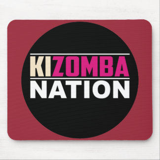 Kizomba Nation Mouse Pad