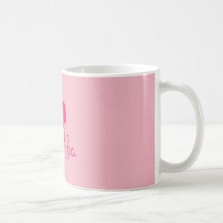 Kizomba Pink Couple Coffee Mug