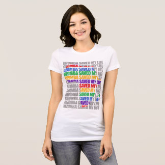 kizomba saved my life T-Shirt