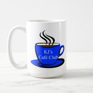 KJ's Café Club Mug