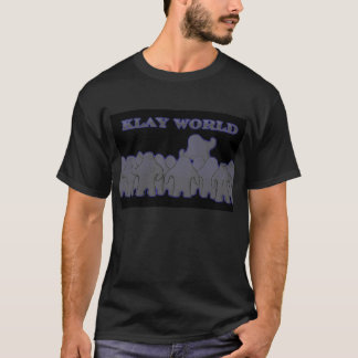Klay World Black Glow T-Shirt