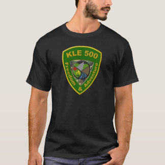 KLE 500-freedom & Adventure.png T-Shirt