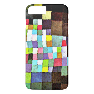 Klee - Abstraction with Reference Flowering Tree iPhone 7 Plus Case
