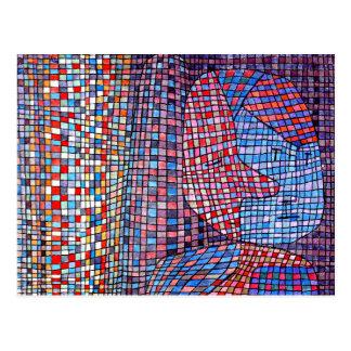 Klee - Abstruse Postcard