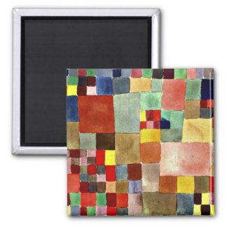 Klee: Flora on Sand Magnet