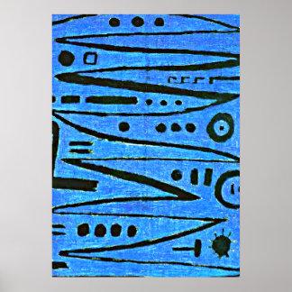 Klee - Heroic Fiddling-1938 Poster