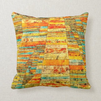 Klee - Highways and Byways Cushion