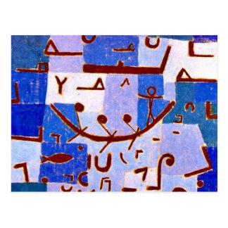 Klee - Legend of the Nile Postcard