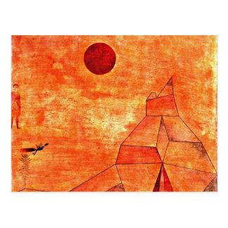 Klee - Marchen Postcard